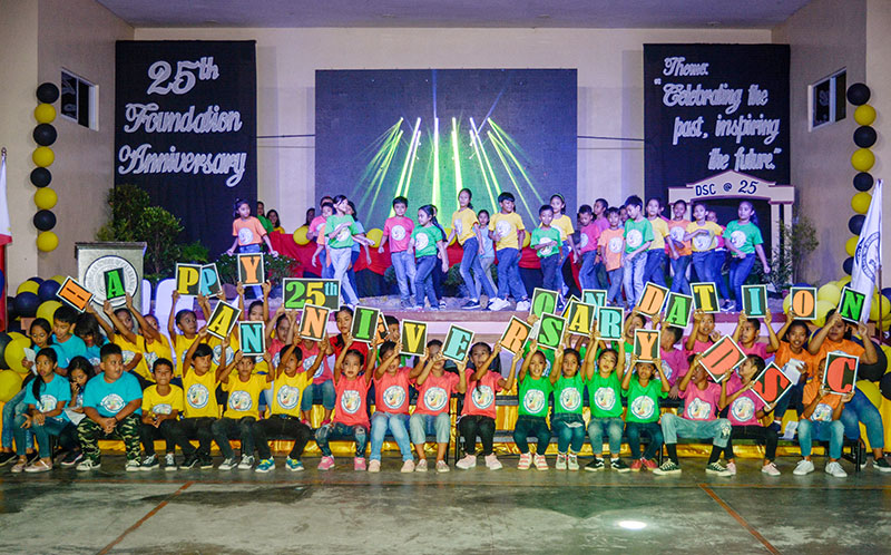 25 anni nelle Filippine