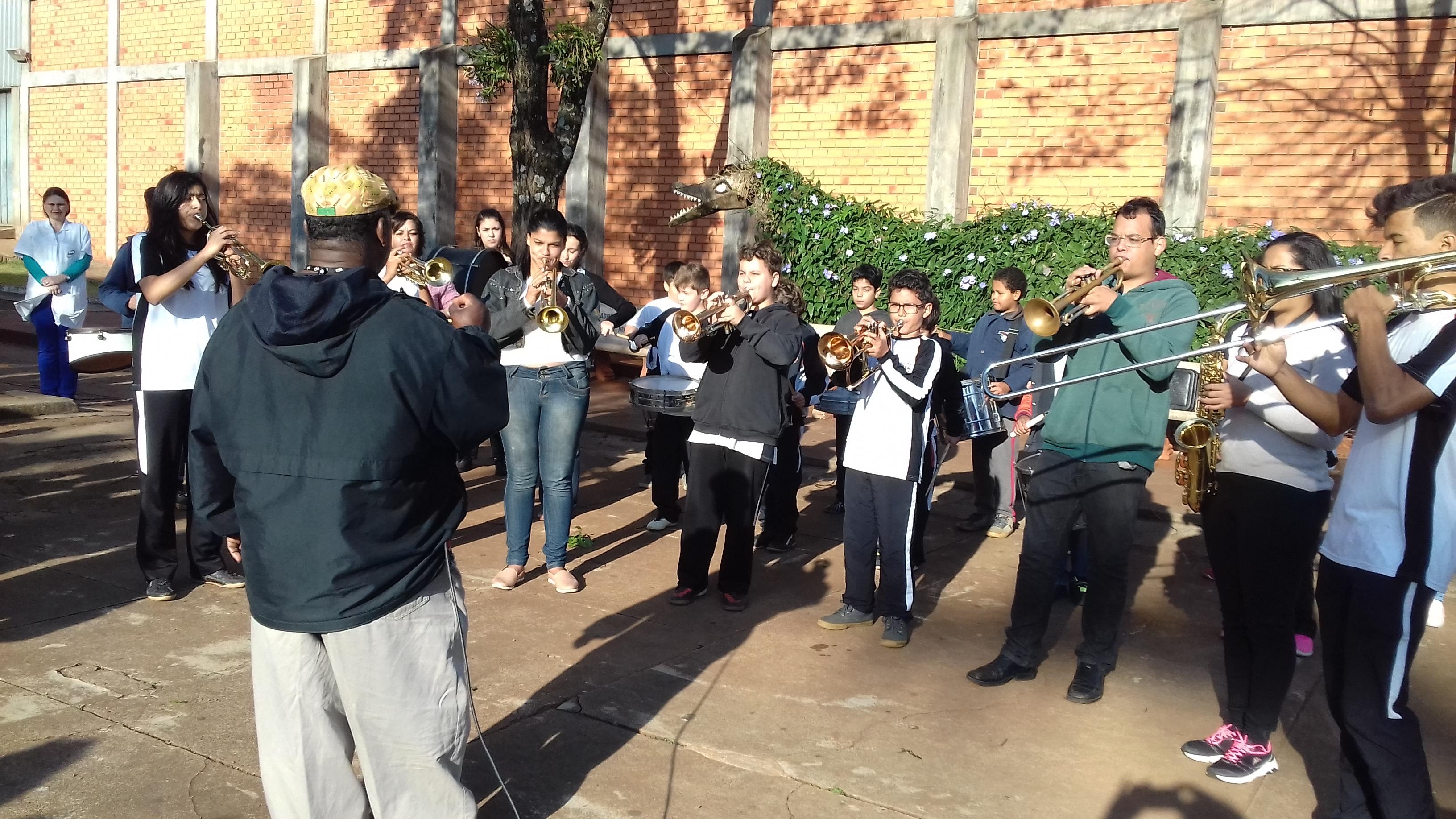 Banda FormArte di Cornelio Procopio, Brasile