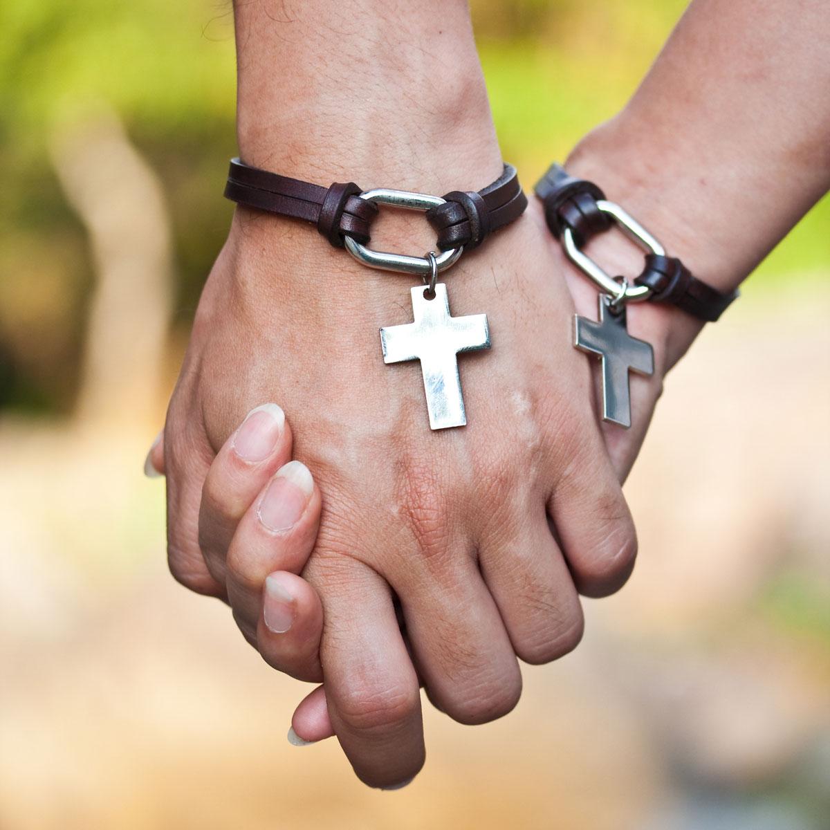 Coppia cristiana praticante