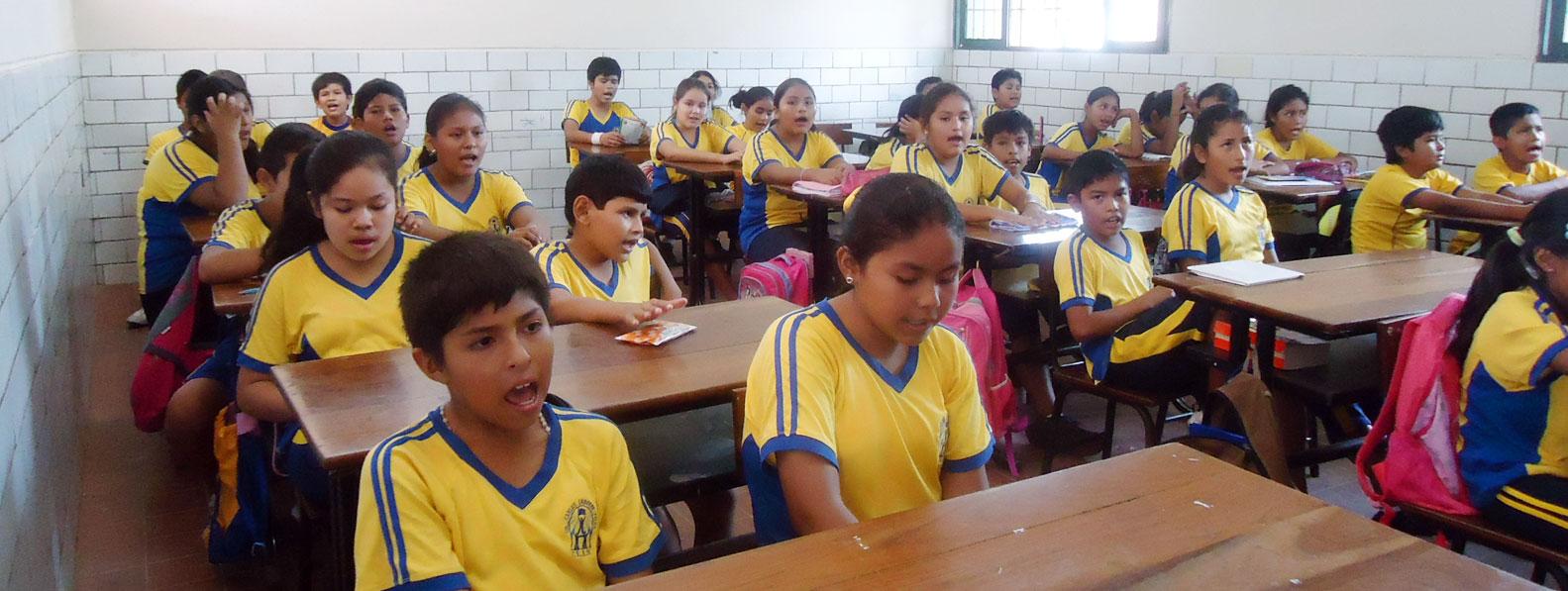 Bolivia scuola